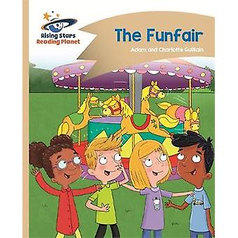 Reading Planet - The Funfair - Gold - Comet Street Kids by Adam Guilla