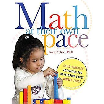 Math in hun eigen tempo: kind-gerichte activiteiten voor de ontwikkeling van vroeg nummer zin