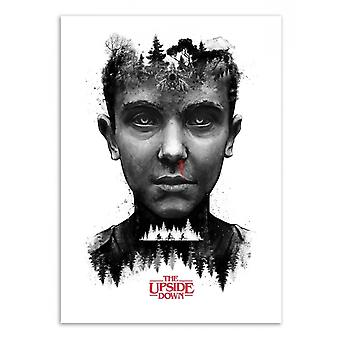 Art-Poster - Stranger Things - Barrett Biggers 50 x 70 cm