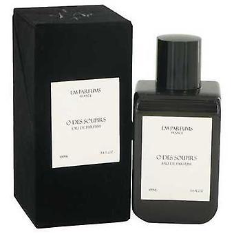 O Des Soupirs By Laurent Mazzone Eau De Parfum Spray 3 Oz (women) V728-518336