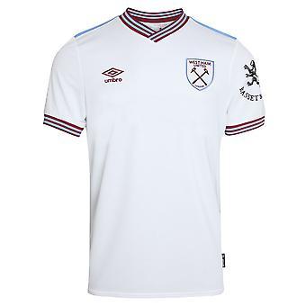 2019-2020 West Ham Away Football Shirt (Kids)