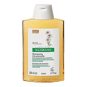 Klorane Chamomile Shampoo for Blonde Hair 200ml