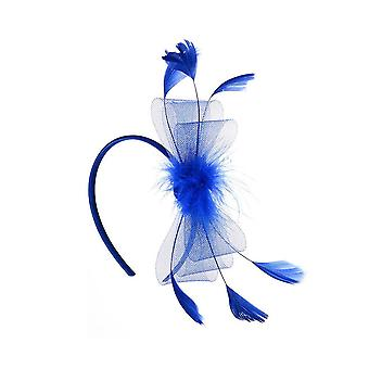 Intrigue Womens/Ladies Fur And Feather Fascinator Headband