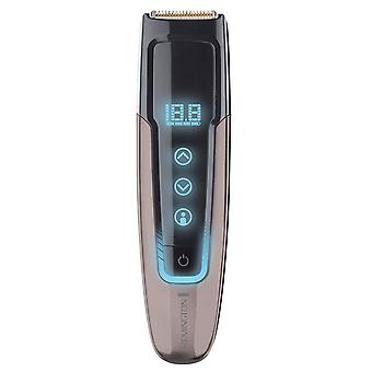 Remington TouchTech MB4700 Beard trimmer för män med 0.1 mm precision positionering, USB-laddning och resefodral