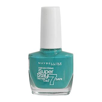 Maybelline Forever Strong Super Stay Gel Nail Color 10ml Forevermore Green