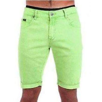 Los shorts de paseo de hidropónico McKay Fluro Yellow
