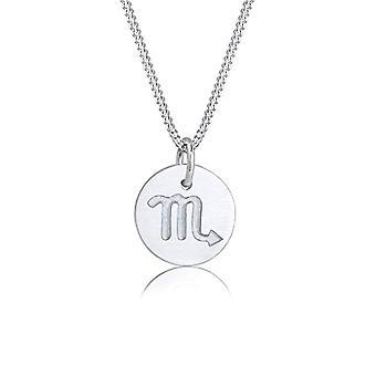 Elli Silber Anhänger Halskette 0109612117_45