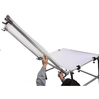 BRESSER Y-18A + professionell Foto-skytte bord i formatet 100x200 cm