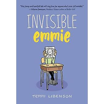 Invisible Emmie by Terri Libenson - 9780062484949 Book