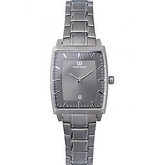 Danish Design - Wristwatch - Ladies - IV64Q715 TITANIUM