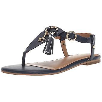Aerosoles Womens kortslutning Split toe casual slingback sandaler