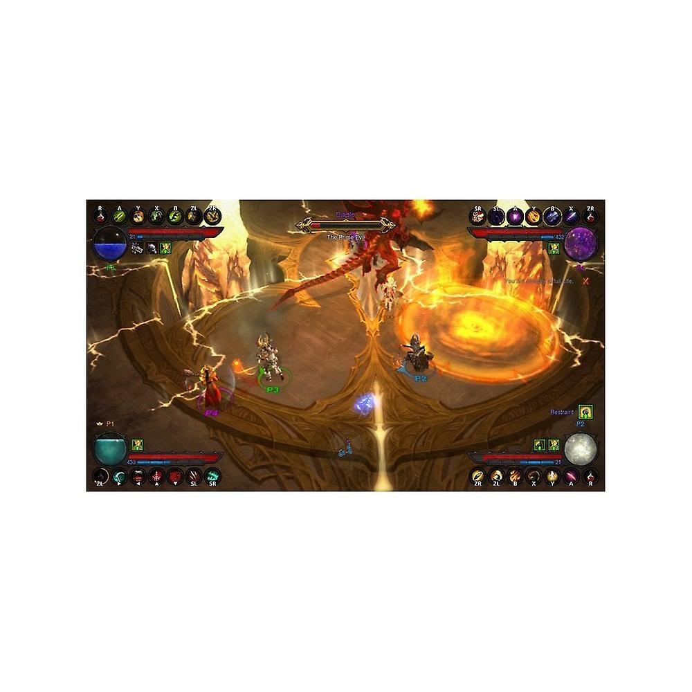 Diablo III Eternal Collection Switch