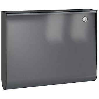 Serafini U-box steel box body black front grey (DB 703)