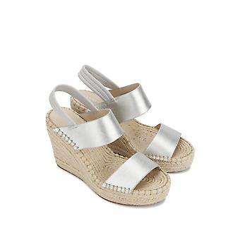 Kenneth Cole New York kvinnor ' s Olivia enkel espadrille kil slingback sandal...