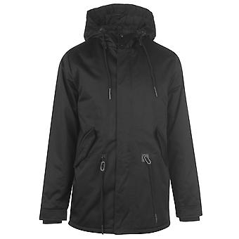 Brixton Mens Jacket hooded Long Sleeve Warm Top