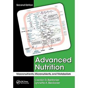 Geavanceerde voeding door Carolyn D Berdanier