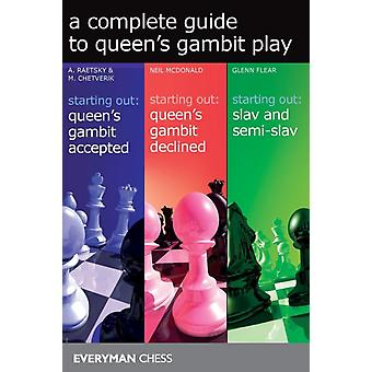 A Complete Guide to Queens Gambit Play by Raestsky & Alexander
