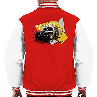 Fast and Furious You Ride You Fight Men's Varsity Jacket