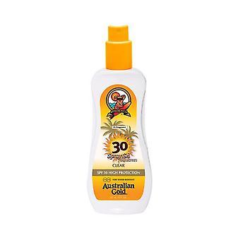 Écran solaire Gel Sunscreen Spray Australian Gold SPF 30 (237 ml)