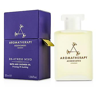 De-stress - Mind Bath & Shower Oil - 55ml/1.86oz