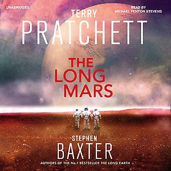 The Long Mars by Baxter & StephenPratchett & Terry