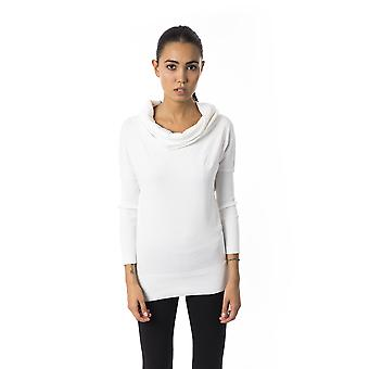 Pullover White Byblos Mulheres