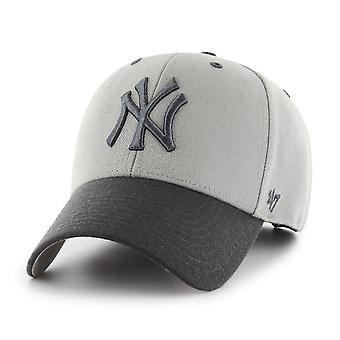 47 le feu relaxed fit Cap - MVP New York Yankees gris
