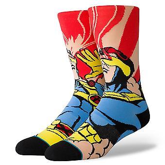 Stance Foundation Mens Socks ~ Xmen Cyclops
