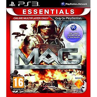 MAG PlayStation 3 Essentials (PS3) – nowość