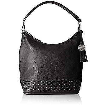 Marco Tozzi 61015-21 - Black Women's wrist bags (Black Antic) 38x30x12 cm (B x H T)