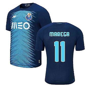 2019-2020 قميص بورتو الثالث لكرة القدم (Marega 11)