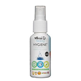 Vital Baby Aquaint Sanitising Water 50ml 100% Natural