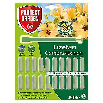 SBM Protect Garden Lizetan® Combis, 20 stuks