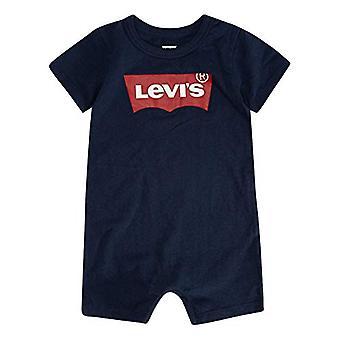 Levi ' s Baby Boys krátky rukáv coverall, šaty Blues Batwing, 18m