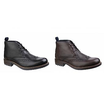 Cotswold męskie Avening brogsów Chukka Boots
