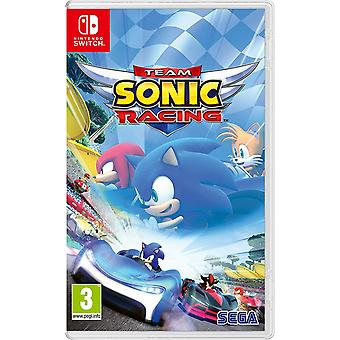 Team Sonic Racing Nintendo Switch juego