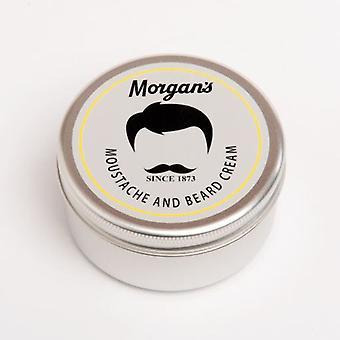 Morgan's Moustache & Beard Cream 15ml (Lommestørrelse)