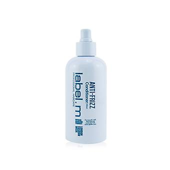 Label.m Anti-frizz Conditioner (för Smooth Soft Frizz-free and Controlled Hair) - 250ml/8.45oz