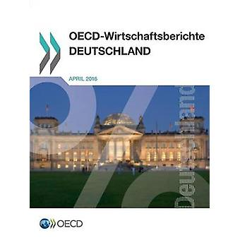 OECDWirtschaftsberichte Deutschland 2016 OECD:n toimesta