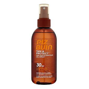 Piz Buin Tan &Protect Tan Accelerating Oil Spray SPF30 150ml