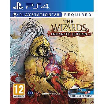 Das Wizards PSVR PS4 Spiel