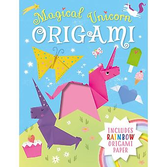 Magical Unicorn Origami di Belinda Webster