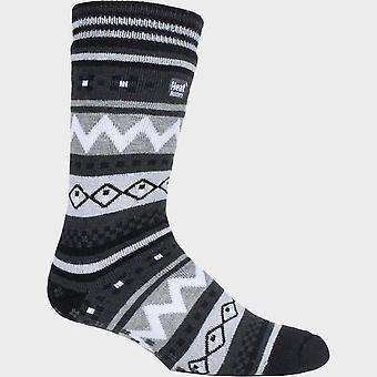 New Heat Holders Women's Soul Warmer Socks Black