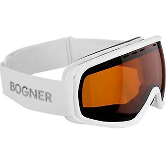 Bogner ski Mask Monocromo White Sonar