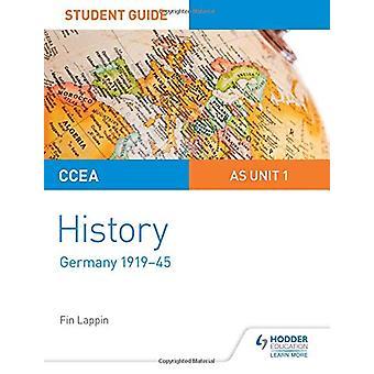CCEA AS-nivå Historie Student Guide - Tyskland (1919-1945) av Fin Lappi