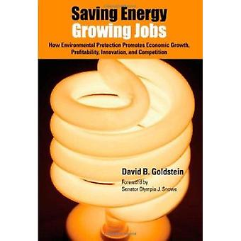 Saving Energy - Growing Jobs - How Environmental Protection Promotes E