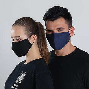 Allthemen Anti-fog PM2.5 Activated Carbon Adjust Cotton Protective Mask Without Valve