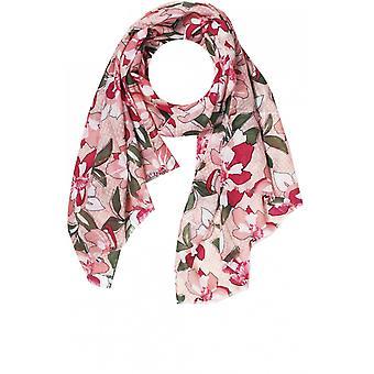 Taifun Floral Print Scarf