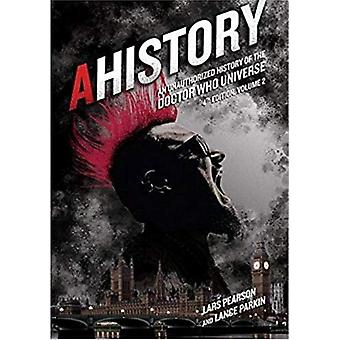 AHistory - An Unauthorized History of the Doctor Who Universe (Fourth
