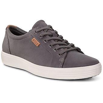 Ecco soft 7 m trainers mens grey